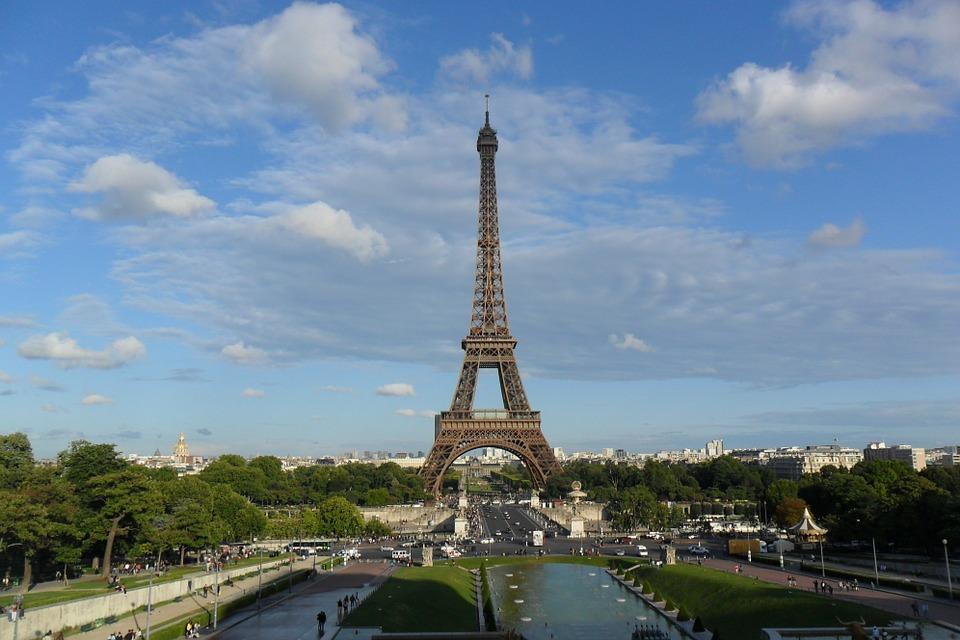 Ajfelova kula, Paris