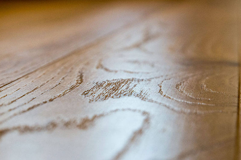 Drvoprodex d.o.o. - Hrastov pod, 160mm Rustik, četkano, lakirano