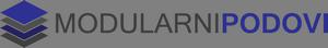 Modularni podovi logo
