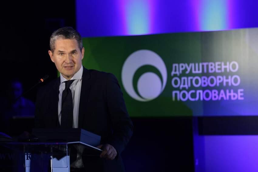 """Miroslav Okuka, generalni direktor kompanije """"Tarkett"""" doo"""