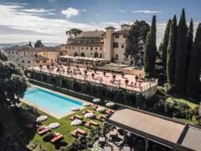 Dvorac u Toskani postaje hotel