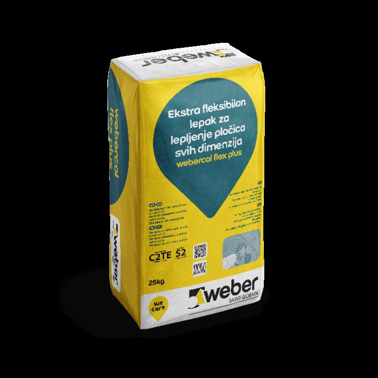 webercol flex plus