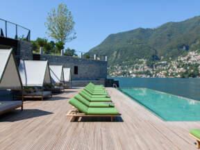 Il Sereno, luksuzni hotel savremenog dizajna