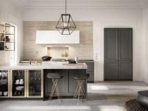 Skandinavski dizajn kuhinja keramicke plocice ENMON salon keramike
