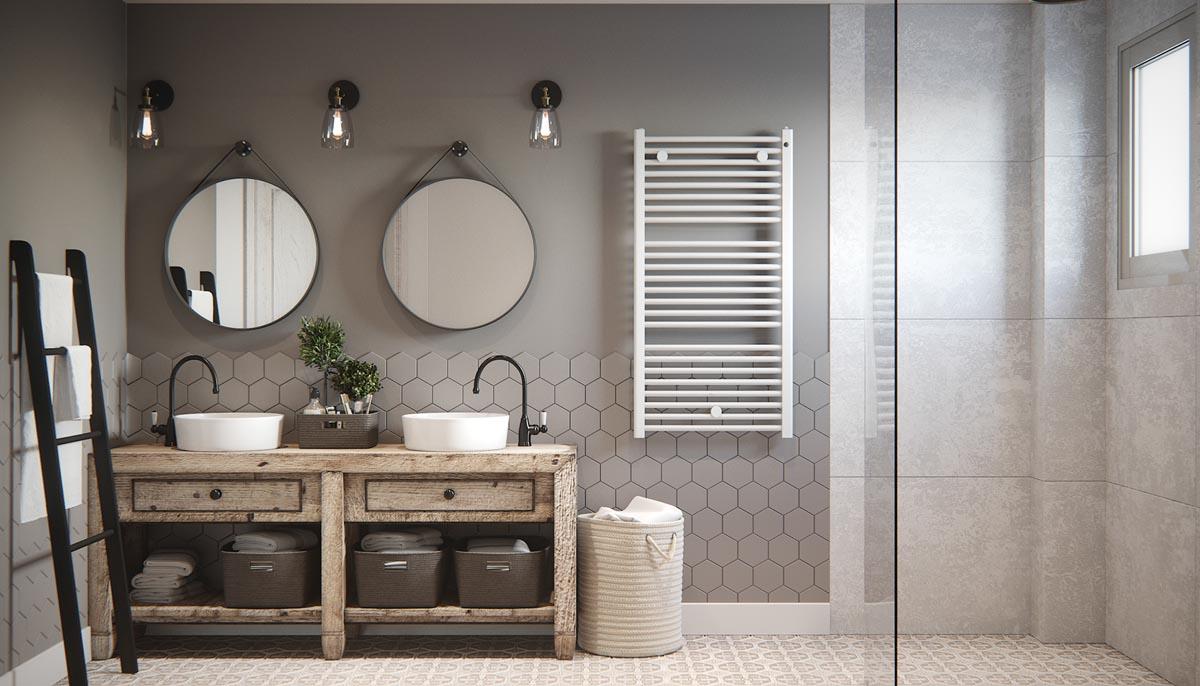 Skandinavski dizajn kupatila keramicke plocice ENMON salon keramike
