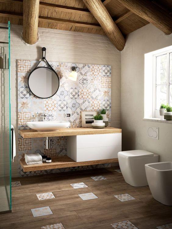 Skandinavski dizajn kupatila keramicke plocice ENMON