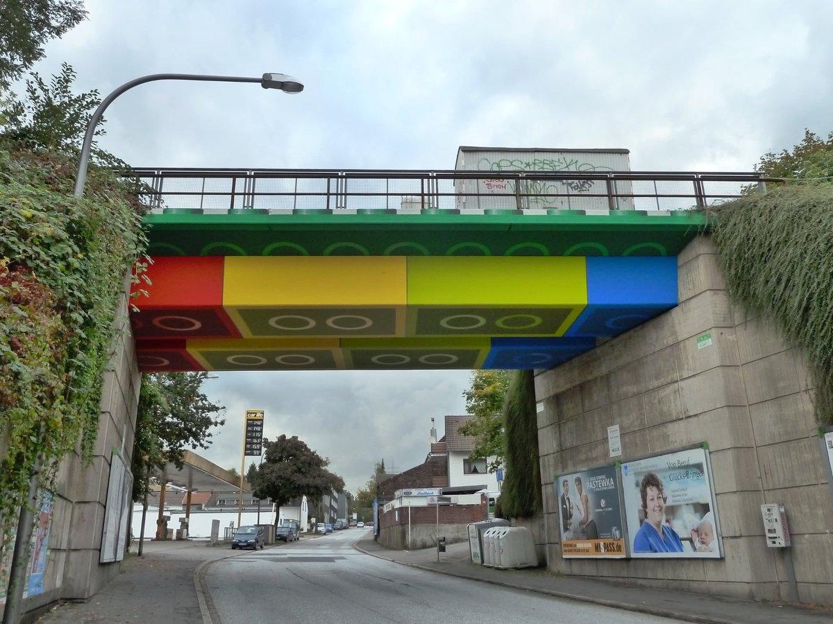 Lego most, Nemačka