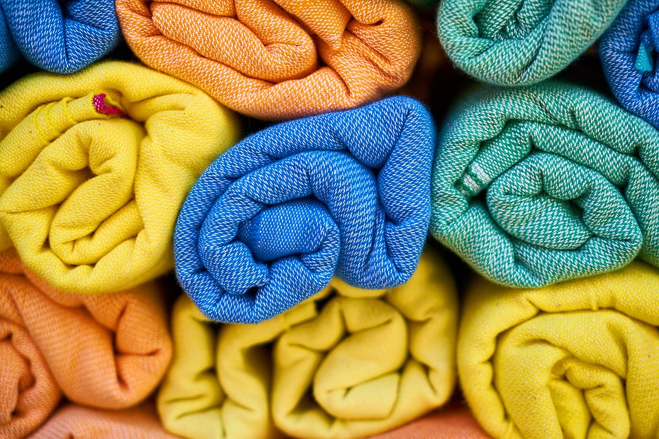 peškiri u bojama