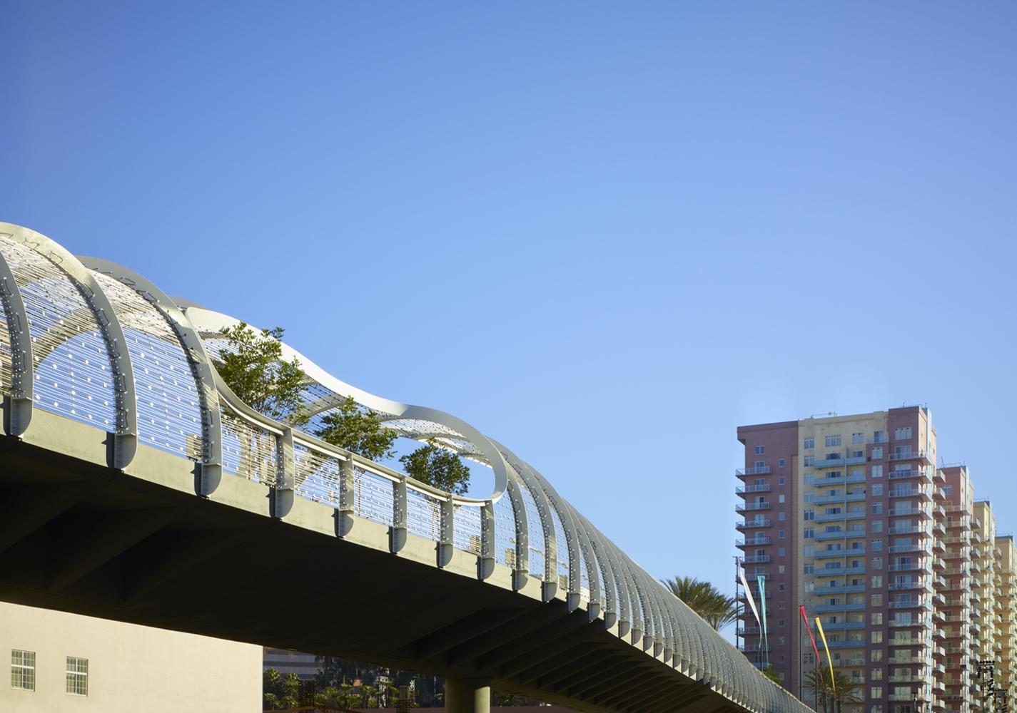 izgled pešačkog mosta