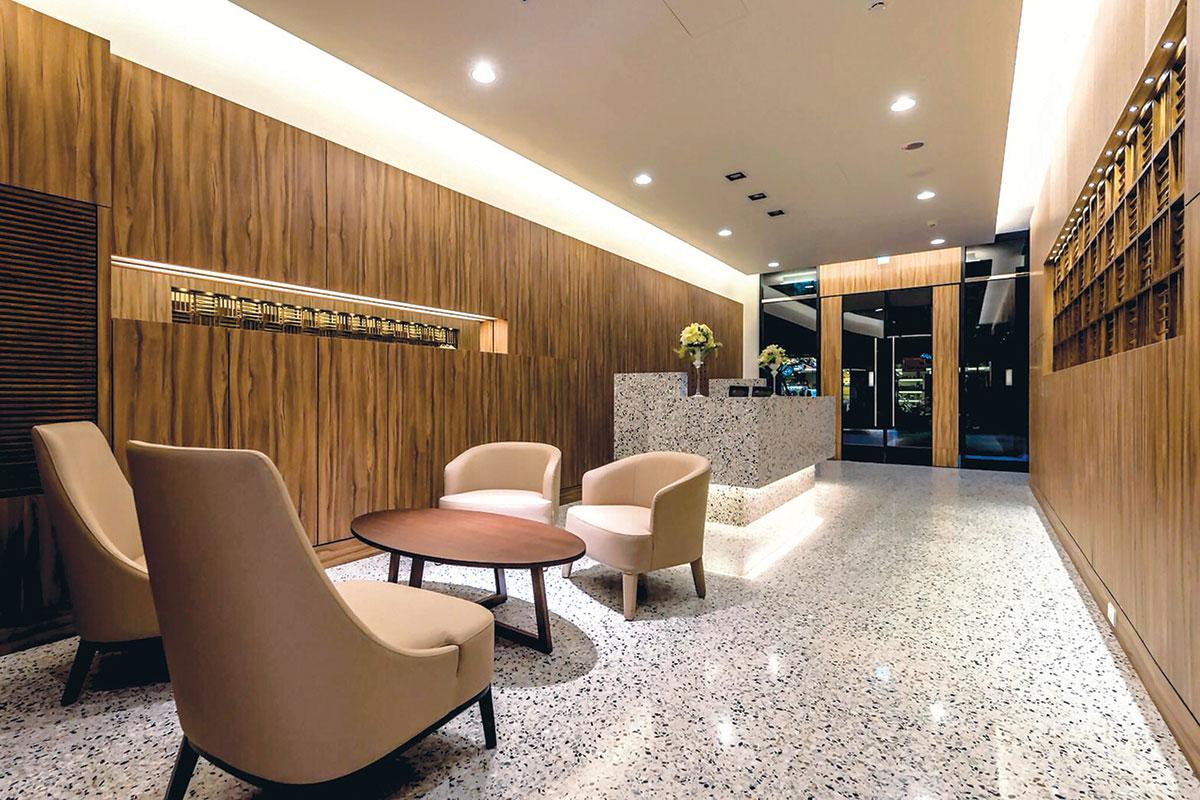 foto: Ilgrad doo - teraco podovi u poslovnom prostoru
