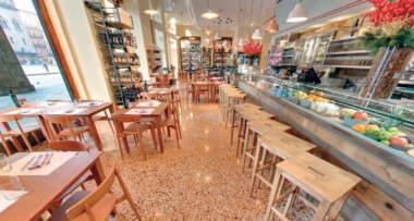 foto: Ilgrad doo - teraco podovi u restoranu