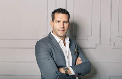 Direktor marketinga i prodaje Square affair - Keramike Kanjiža, Jovan Milivojević