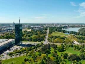 Ušće, Beograd