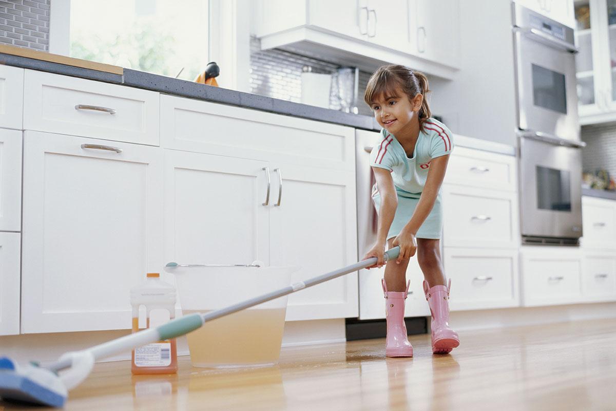 Održavanje parketa i drvenog poda