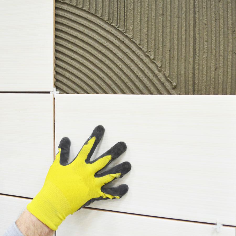 Lepljenje keramičkih pločica u kupatilu