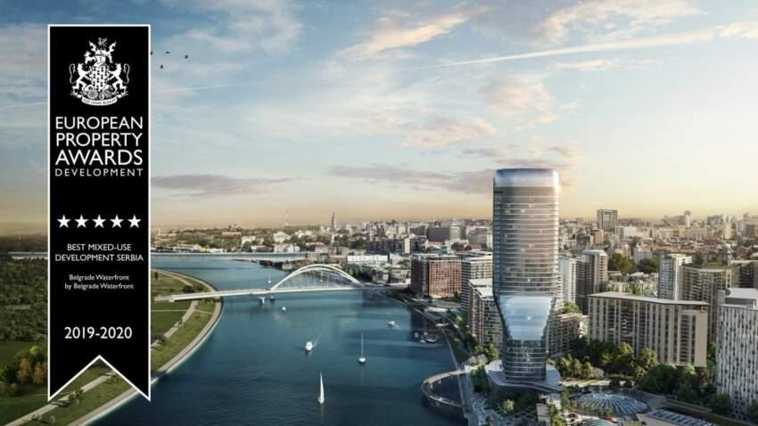 Belgrade Waterfront osvojio nagradu
