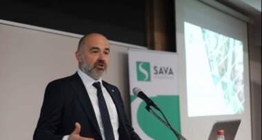 Predsednik Izvršog odbora Sava životnog osiguranja a.d.o. Beograd, Bojan Mijailović