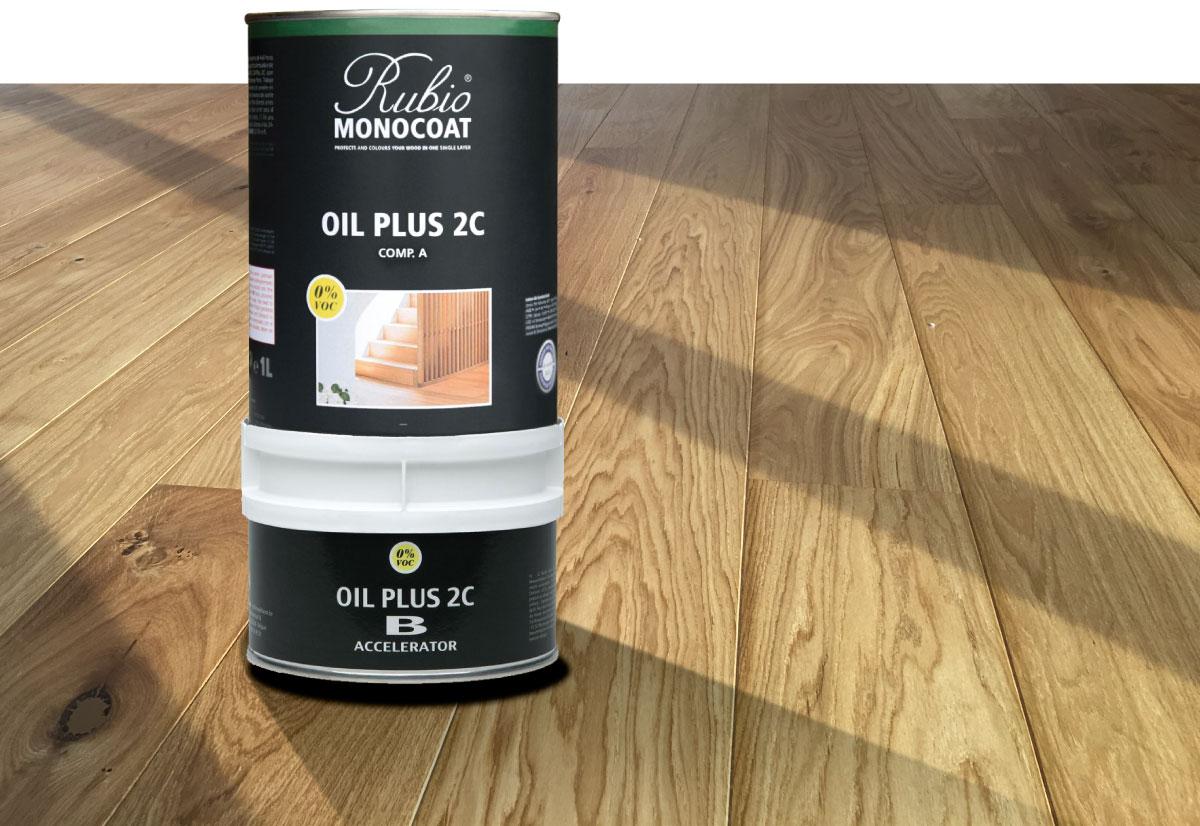 MAGIC FLOOR d.o.o. / Rubio Monocoat Oil Plus 2C