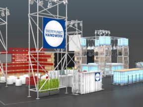 Izlog Treffpunkt Handwerk, DOMOTEX 2020