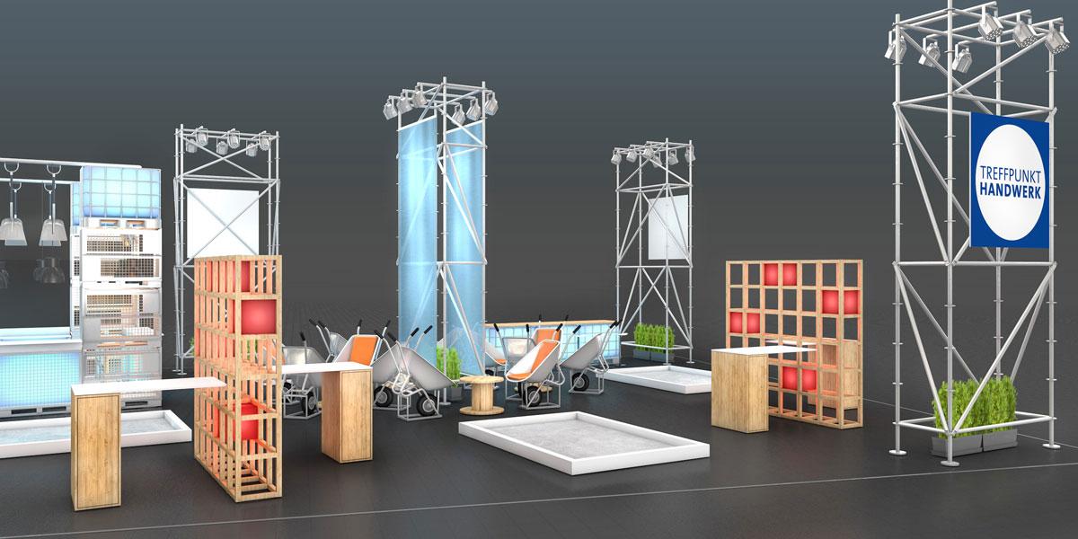 Treffpunkt Handwerk, DOMOTEX 2020