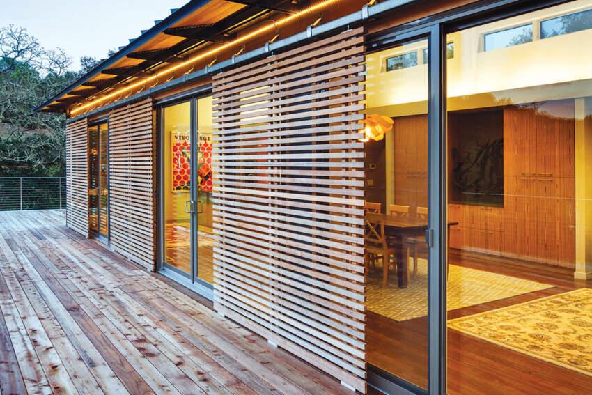 Deking za popločavanje terasa, bašti i prilaznih staza
