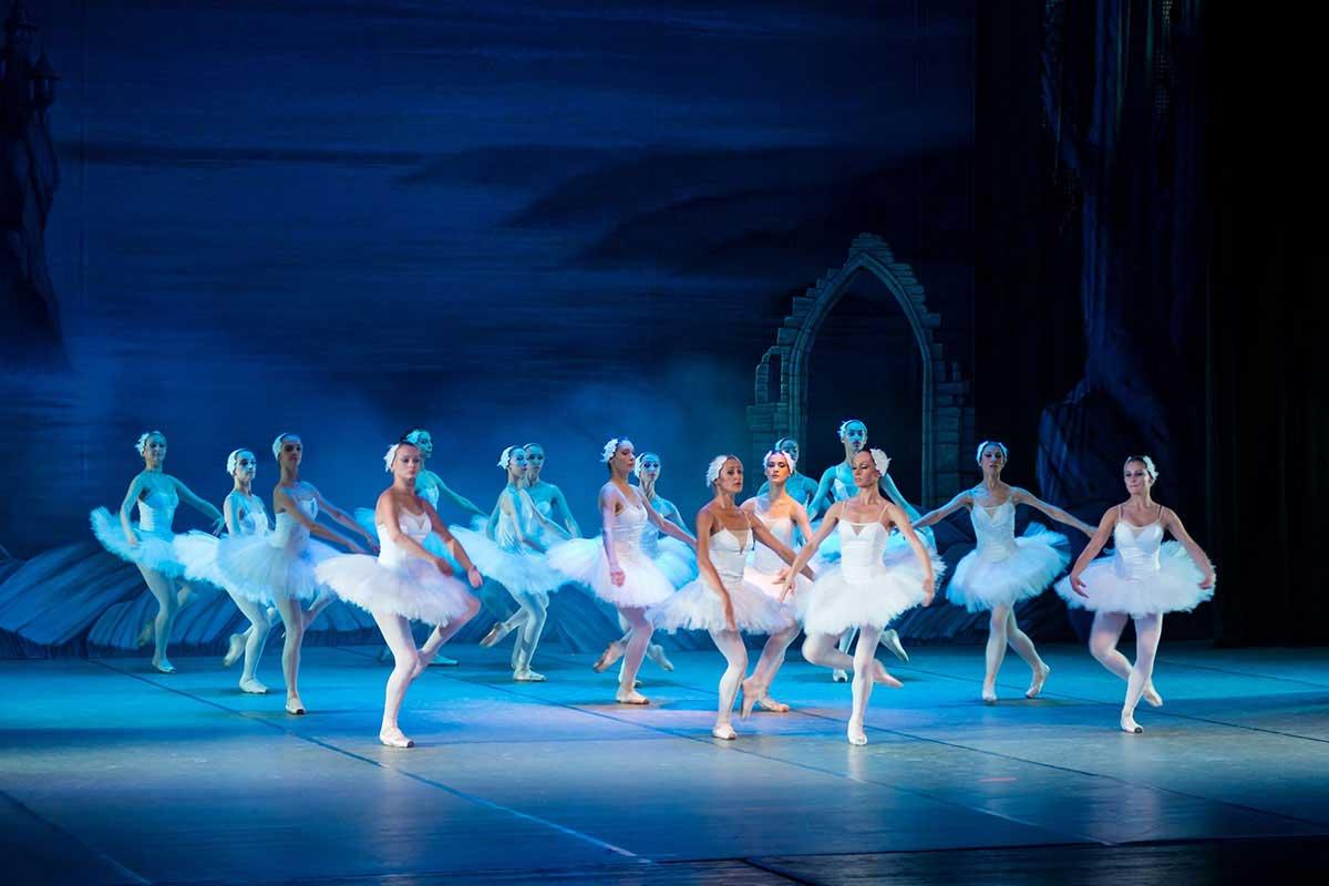 Balerine na pozornici