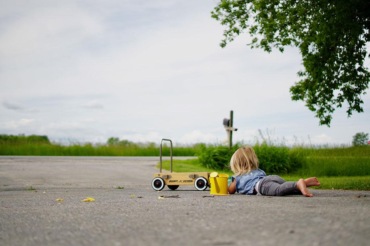 Dečije igralište, beton