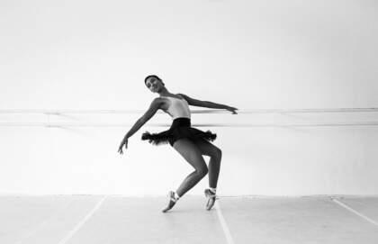 Pod za balet