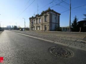 ACO Bituplan, Karađorđeva ulica