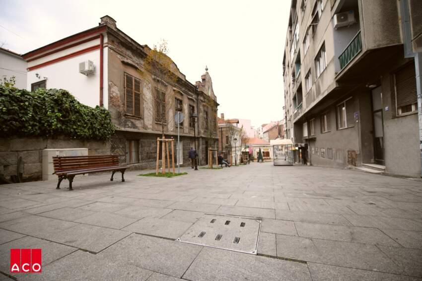 ACO, rekonstrukcija Simine ulice