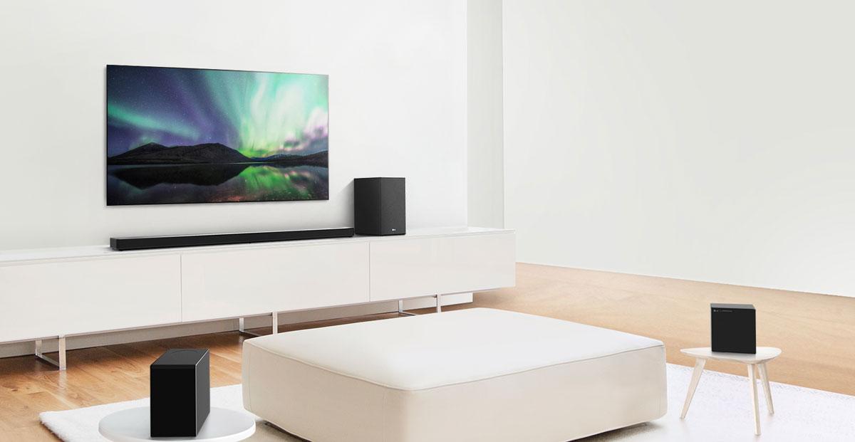 Novi modeli soundbar zvučnika kompanije LG