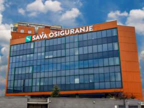 SAVA osiguranje, poslovni objekat u Beogradu