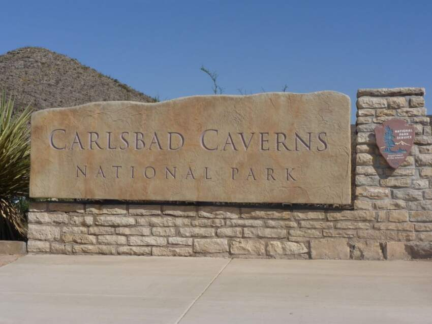 Nacionalni park Carlsbad Caverns