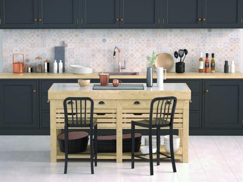 Keramičke pločice u kuhinji