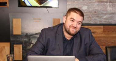 """Dipl. ekon. Vladimir Leković, gen. dir. preduzeća """"TARA CONCEPT"""""""