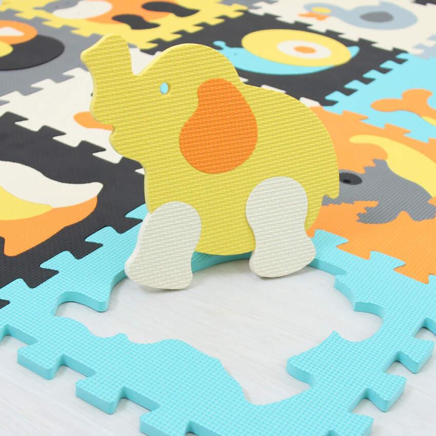 Soft tile puzzle - EVA pena