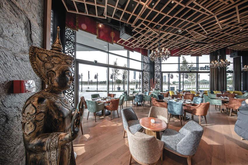 restoran Buddha-Bar vas dočekuje novom definicijom hedonizma