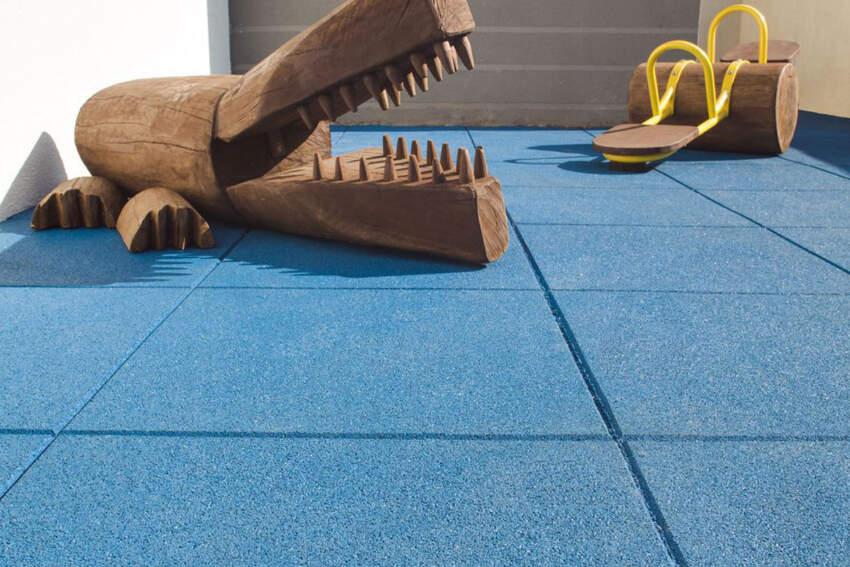Sport play - reciklirana guma za dečije igralište