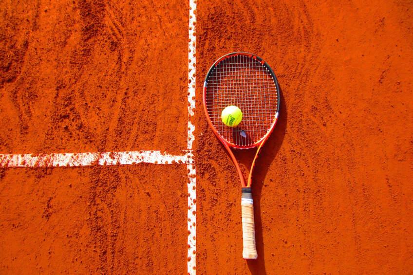 Šljaka - podna obloga za tenis
