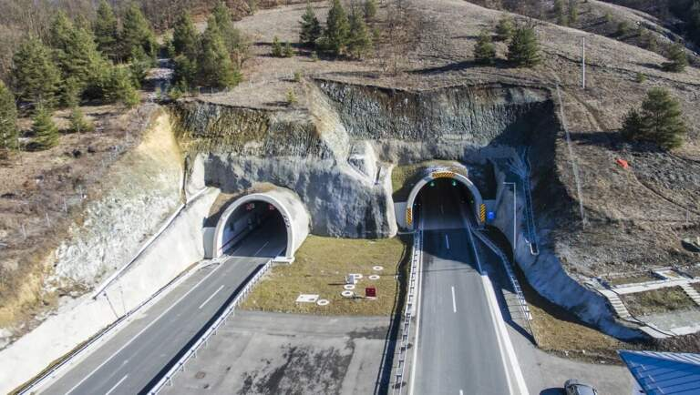 Tunel Šarani
