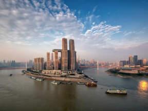 Nebeski most u Kini