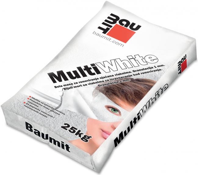 Baumit white