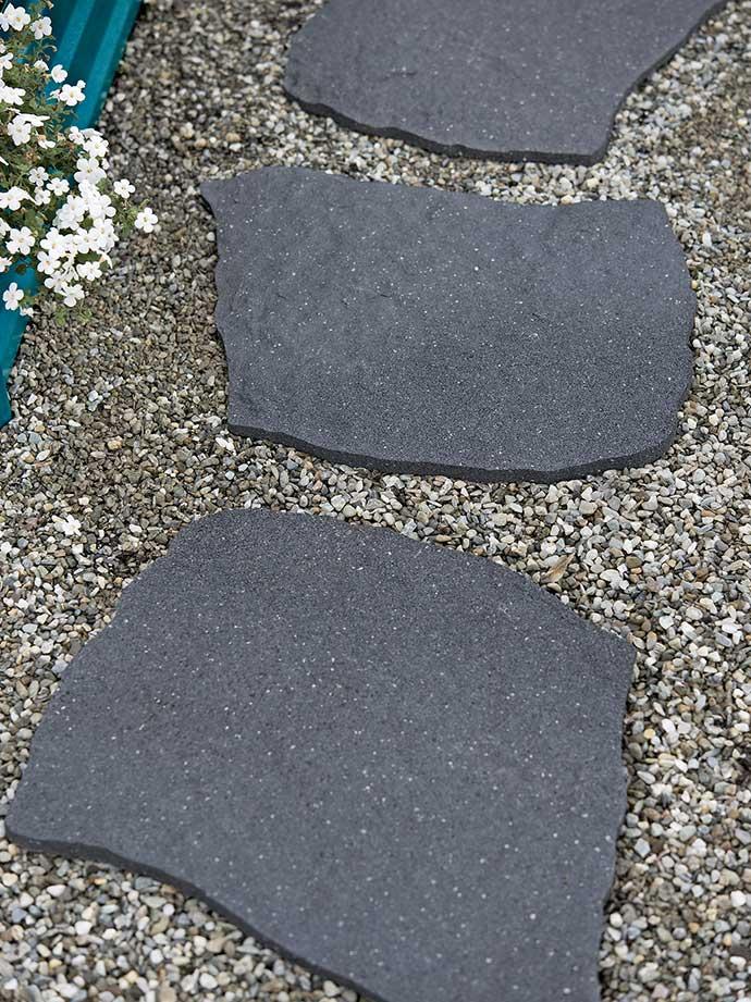 Dekorativne ploče od reciklirane gume za dvorište