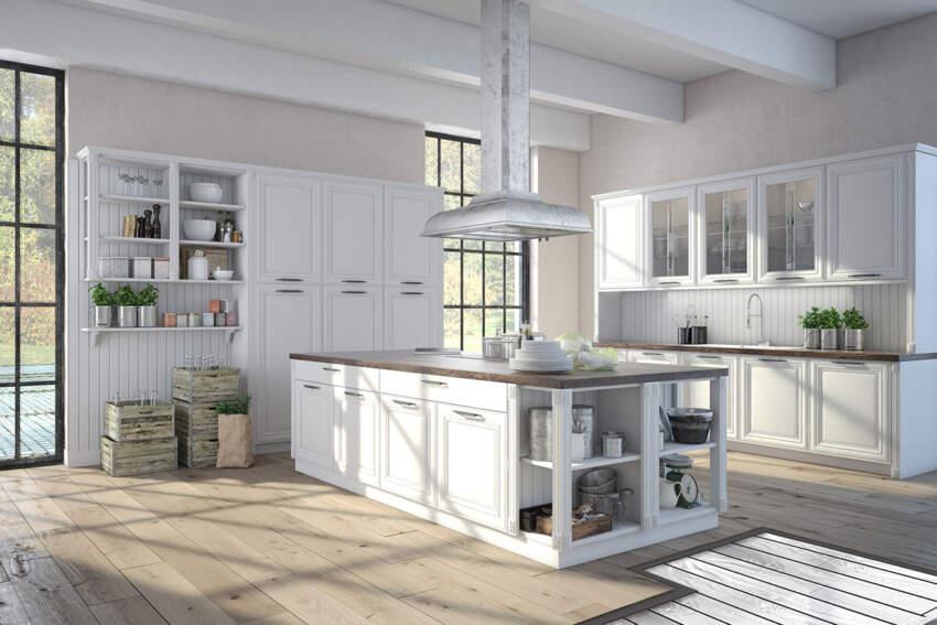 ENERSET doo / električno podno grejanje Millicable click u kuhinji