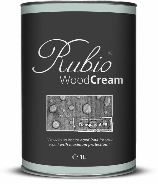 Rubio® WoodCream 1L