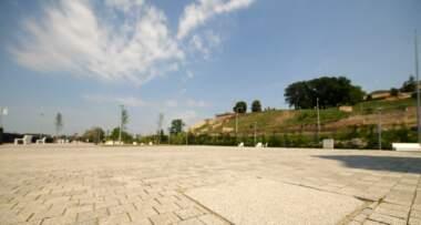 šetalište beton hala