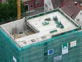Hidroizolacija ravnih krovova na stambenoj zgradi
