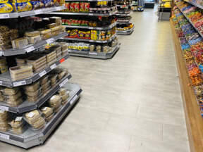 BIMECO doo / PVC podovi za prodavnice, restorane, butike...