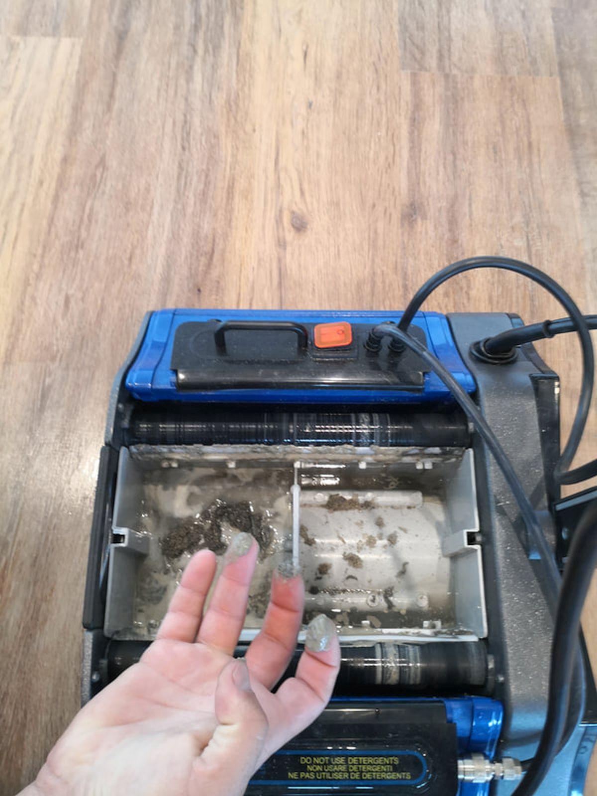 Sistem čišćenja parom