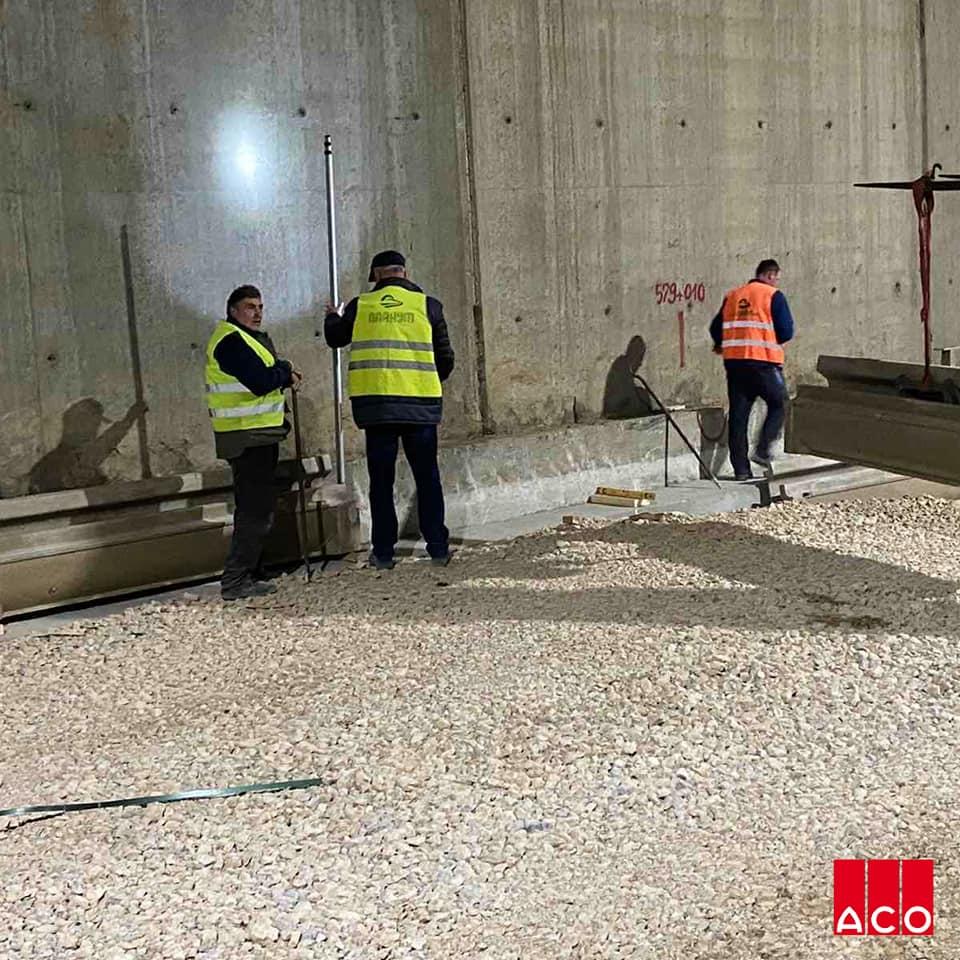 odvodnjavanje tunela